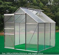 ⛺⛺⛺#โรงเรือน #โรงเรือนสำเร็จรูป #โรงเรือนเพาะเห็ด #โรงเรือนปลูกผัก #greenhousethai ⛺⛺⛺  ยาว 1.9 x กว้าง 1.9 x สูง 1.95 ชายคาสูง 1.25 เมตร น้ำหนัก 25 กิโลกรัม  line@ : http://line.me/ti/p/%40idh5108e inbox : www.fb.com/messages/greenhousethai Website : http://greenhousethai.lnwshop.com/