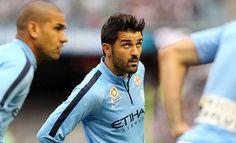 Villa sẽ đến sân Etihad theo dạng mượn