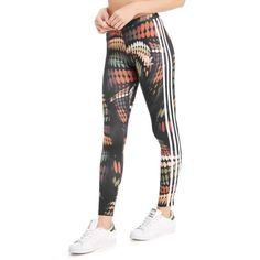 Women Adidas Originals Rita Ora Trapeze Leggings Adidas Leggings Q70j7297NF21