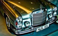 General 1920x1200 Mercedes-Benz car old car 300 SEL 6.3