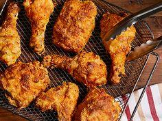 Spicy Buttermilk Air Fryer Chicken Recipe Emeril Lagasse Recipes Air Fryer Oven Recipes Air Fryer Recipes