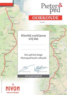 Pieterpad Hiking Trails, Map, Books, Beauty, Livros, Libros, Location Map, Book, Cosmetology