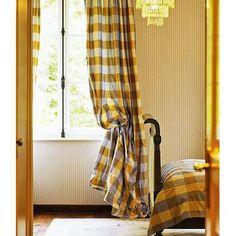 cortina xadrez