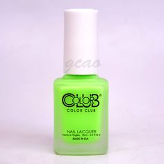 Color Club Nail Polish Matte 0.5 oz NR27 TIC-TAC-TOE. Color Club® is proud to be a leader in technology, consistently making advancements in product formulation and delisn. We have always strived to make new, never-before-seen nail polishes that we know our fans will love.
