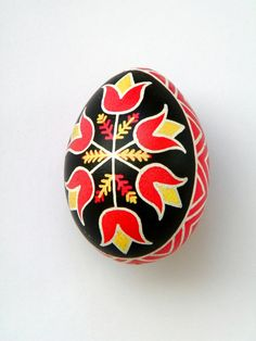 Ukrainian Pysanka Easter Egg FREE Shipping Hand by EggArtBoutique