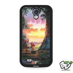 Bear And Tiger Samsung Galaxy S4 Case