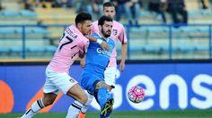 Il nuovo corso del Palermo, con Novellino in panchina porta un punto ai rosanero su un campo non certo semplice come quello di Empoli, vediamo...