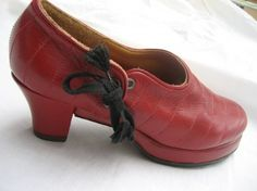 hand crafted shoe, etsy