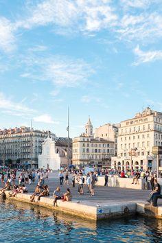 Vieux Port - Marseille, France