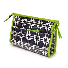 I pinned this Cosmetic Bag in Tribecca Navy from the Malabar Bay event at Joss & Main!