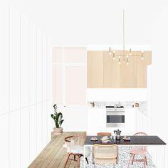 Appartement Lapeyrère - Heju Studio 2