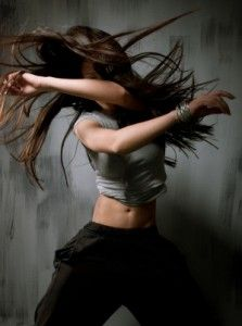 Cindy Storms: Dance Like No One is Watching.