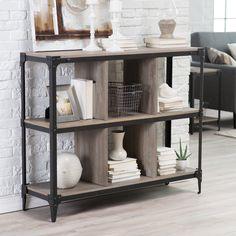 Belham Living Trenton 6-Cube Narrow Bookcase - RH140930