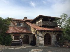 Restaurante italiano em Los Altos de Chávon