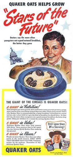Quaker Oats - 1949
