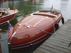 classic boats - Google Search