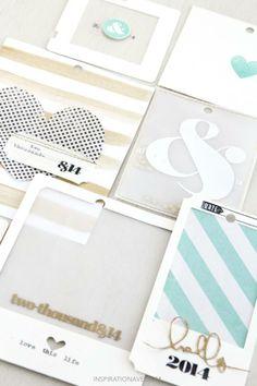 Project life card ideas