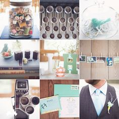 vintage meets country charm wedding
