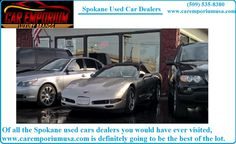 Of all the Spokane used cars dealers you would have ever visited, http://www.caremporiumusa.com/ is definitely going to be the best of the lot.