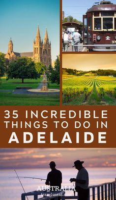 Adelaide has its own special charm and a relaxed pace. Its a city of culture churches and creative spaces showcasing exciting events. hotel restaurant travel tips tour Tips Travel Brisbane, Melbourne, Perth, Visit Australia, Western Australia, Australia Travel, South Australia, Places To Travel, Travel Destinations