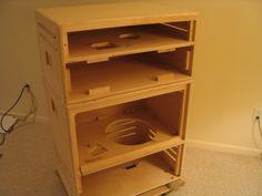 Leslie Speaker Cabinet Parts - Ftempo Inspiration