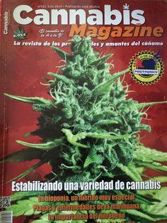 Porta de Cannabis Magazine 122
