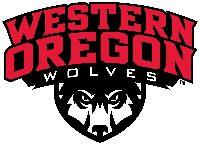Wolves, Western Oregon University (Monmouth, Oregon) Div II, Great Northwest…