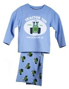TCS - TRACTOR TED - Tractor Ted Pyjamas http://www.tincknellcountrystore.co.uk/search.asp?search=tractor+ted&refpage=all