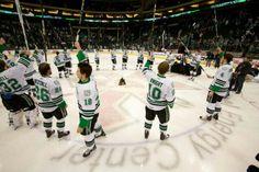 a2285a0a Final Five 2011 Fighting Sioux, Men's Hockey, North Dakota, Grand Forks,  Finals