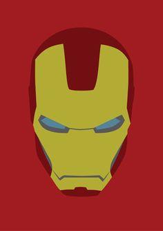 Iron Man Cakes on Pint...
