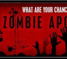 Test: Zombie-Apokalypse - wie stehen deine Chancen? http://www.zombies-im-netz.de/test-zombie-apokalypse-wie-stehen-deine-chancen/