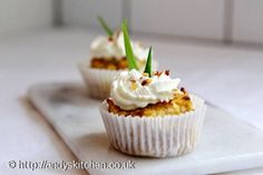 Some great Savoury Cupcake recipes from Liz McClarnon
