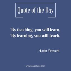 Quote of the day. #Educationalquote #Learning