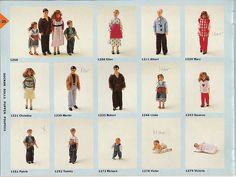Lundby Dolls Catalogue