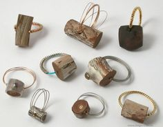 Contemporary New Zealand Jewellery by Pauline Bern