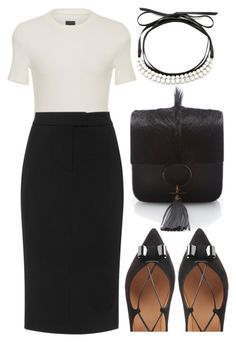 """""""Square One"""" by cherieaustin ❤ liked on Polyvore featuring Brother Vellies, Getting Back To Square One, Salvatore Ferragamo, Fallon, Ferragamo, SalvatoreFerragamo, fallon, BrotherVellies and gettingbacktosquareone"""