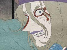 Kusuriuri, Mononoke A wonderful anime. Strange, different, great.