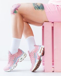 Pink Sneaker 🌸🌷🍬💗