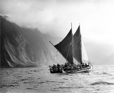 Hokule'a in the wake of our ancestor ~never forget where you come from