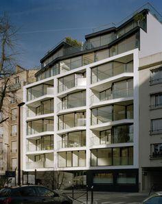 Fondé en 2009 par Vincent Eschalier, le Studio produit une architecture ambitieuse, intemporelle et élégante.