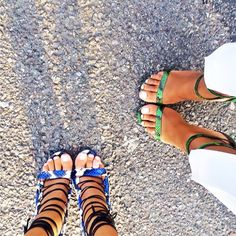 Shop the 25 Best Shoes Spotted at Fashion Week via @WhoWhatWear