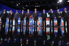 Review GOP debate (1~) Full Republican Debate Aug 6, 2015