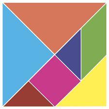 Risultati immagini per tangram