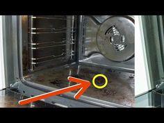 In 5 minuti il tuo forno sarà pulito con questo trucco - YouTube