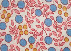 vintage fabric - Google Search