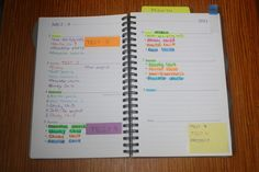 OrganizationtotheMax: How to Organize: Your Planner! :)