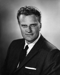 Billy Graham    Billy GrahamAKA William Franklin Graham, Jr.    Born: 7-Nov-1918  Birthplace: Charlotte, NC
