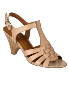 Another Franco Sarto natural/nude shoe