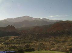 Colorado Springs Live Webcam