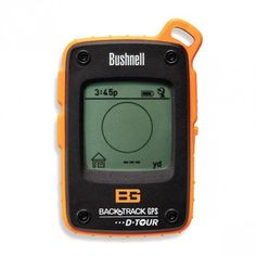 Bushnell Bear Grylls Edition Back Track D-Tour personal GPS tracking device. Stores and locates up to five locations and logs up to 48 hours of trip data. Tracks time, temperature (Fahrenheit or Celsius), altitude, distance… Survival Store, Survival Gear, Cool Technology, Technology Gadgets, Bear Grylls Survival, Latitude And Longitude Coordinates, Online Outlet Stores, Gps Tracking Device, Gps Navigation